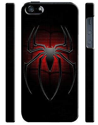 Iphone 4s 5 SE 6 6S 7 8 X XS Max XR 11 Pro Plus Case Amazing Spider-Man Logo 21