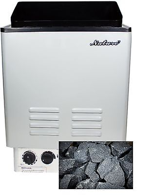 6KW Sauna Heater,Sauna Stove,Wet&Dry,Rock and Protector included,Free Shipping