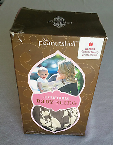 Peanutshell Baby Sling Lindisfarne Clarence Area Preview