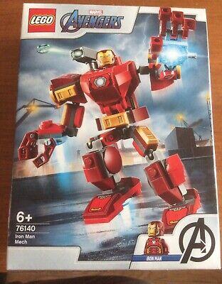 LEGO Iron Man THE AVENGERS Marvel 76140