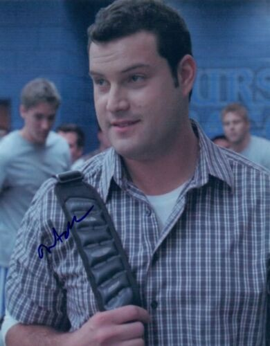 Max Adler Signed Autographed 8x10 Photo GLEE Actor COA