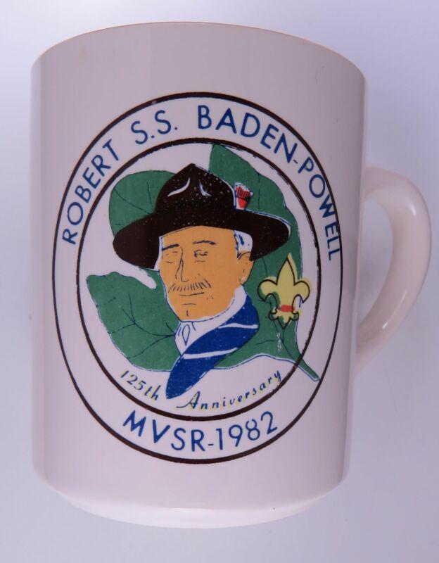 MVSR-1982 Robert S.S. Baden-Powell 125th Anniversary Mug [MUG-541]
