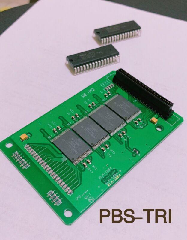 Korg Trinity PBS-TRI playback Sampler Flash ROM option and memory expansion