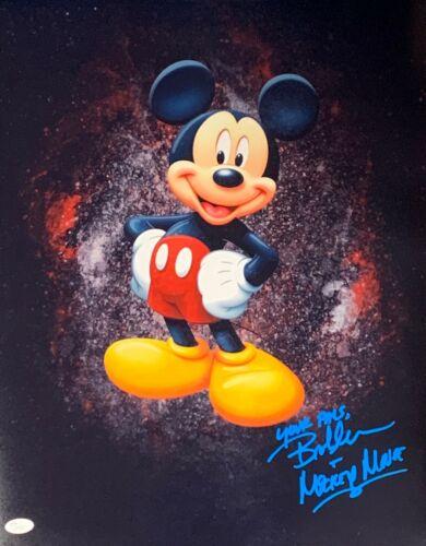 Bret Iwan Autograph Signed 16x20 Photo - Mickey Mouse (JSA COA)