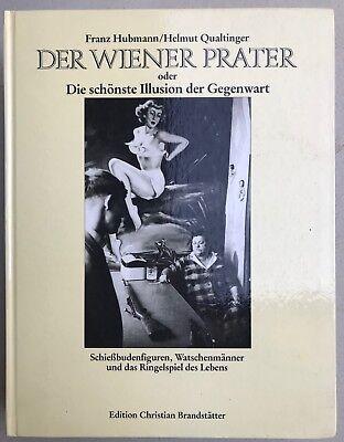 Prater, Wien, Wiener Prater, Helmut Qualtinger, Franz Hubmann gebraucht kaufen  München