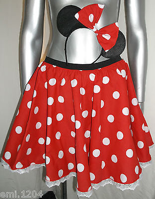 MINNIE MOUSE OUTFIT - Minnie Mouse Outfit For Women