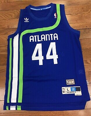 Atlanta Hawks Pete Maravich Adidas Swingman Jersey Pete Maravich Jerseys