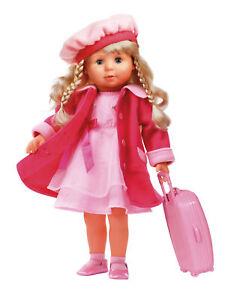 Spielzeug Puppen Bayer Design 94635 46cm Charlene Funktionspuppe mit Haaren und Schlafaugen günstig kaufen