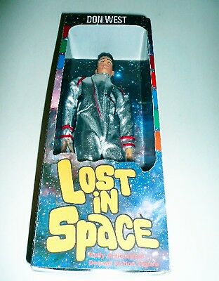 Bob's Toy Box Studio Lost in Space Action Figure: Don West