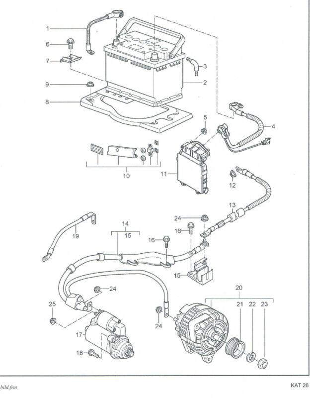 Porsche 911 Starter Wiring Diagram