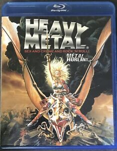 Heavy Metal BluRay DVD