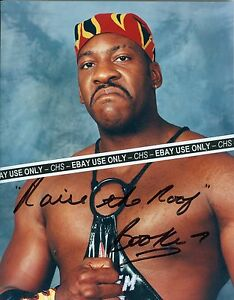 BOOKER-T-SHARP-SIGNED-COLOR-8x10-PHOTO-WWE-WWF-WRESTLING-STAR