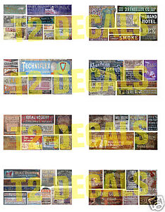 N-Scale-Ghost-Sign-Decals-MEGA-SHEET-5-Weather-Your-Buildings-Structures