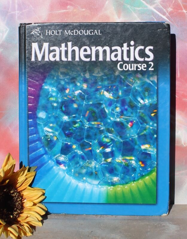 Holt McDougal Mathematics Course 2, Student Edition, Bennett 2010 Hardcover