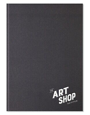 The Art Shop Skipton Case-bound 150gsm Cartridge Paper Sketchbook A3 (92 Sheets)