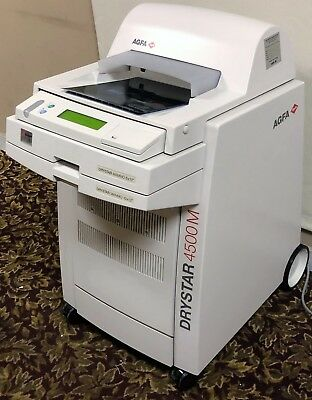 Agfa Drystar 4500m Mammo X-ray Printer Film Imager For Mammography