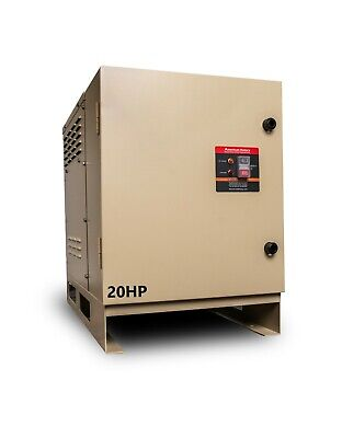 Ai20 - Industrial Series 1 To 3 Phase Rotary Converter