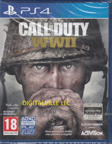 Call of Duty: WWII PlayStation 4 88108
