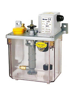 Automatic Manual Type Lubricator Yesb 30 110v 2l Bijur