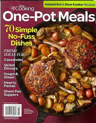 The Best of Fine Cooking #132 ONE-POT MEALS