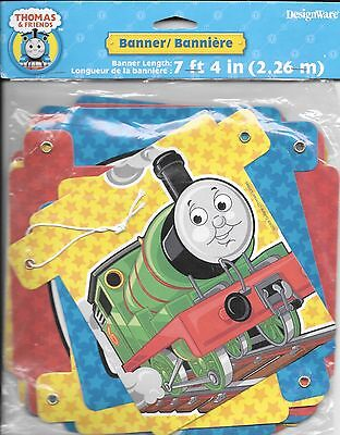 Thomas & Friends Birthday Party Invitations and Thank You Cards Plus A Banner](Thomas And Friends Invitations)