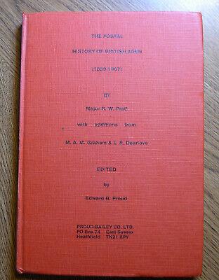 History of British Aden (1839-1967) by Major R.W. Pratt 1985