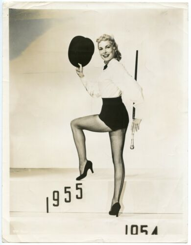 PIN-UP, Janet Leigh, New Year