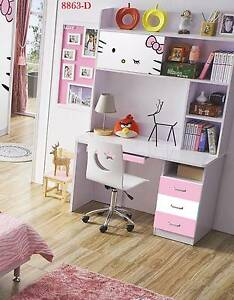 brand new kids desk pink or bkue desks boy and girls desk Casula Liverpool Area Preview
