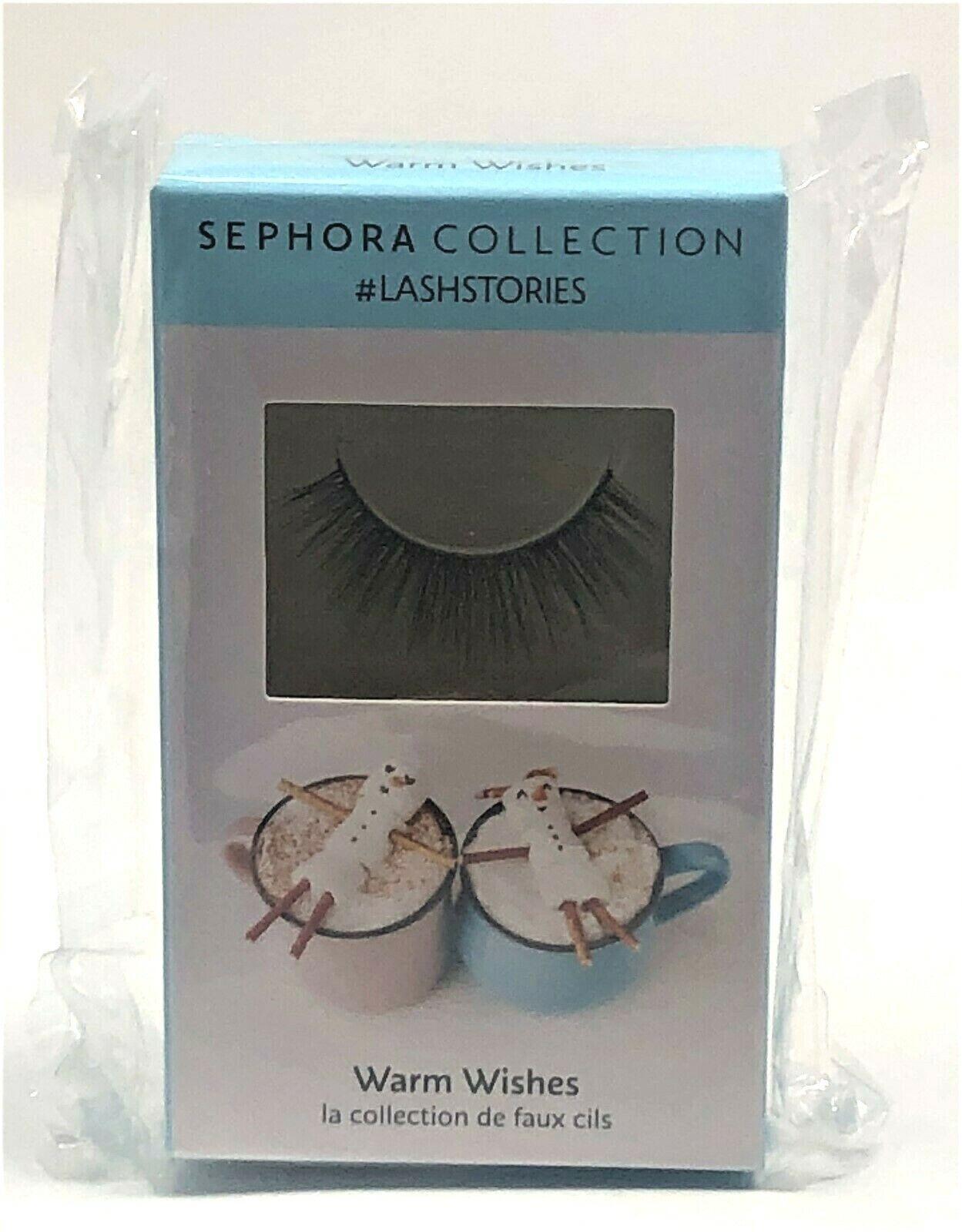 BNIB Sephora LASHES False Eyelashes Eye #Lashstories Lashsto