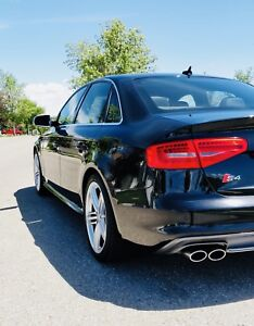 2013 AUDI S4 3.0 TECHNIK Manual | B&O SOUND | NAVI | LOADED!