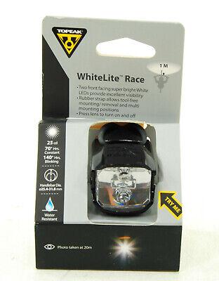 Topeak Whitelite Race Headlight