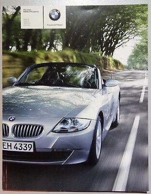 V06754 BMW Z4 ROADSTER MK2 - 2.0i 2.5i 2.5Si 3.0Si