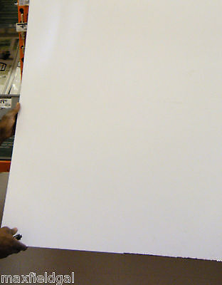 NEW Sheet of Dry Erase Board material, NO Frame, wipe off marker CHOICE OF SIZES (Dry Erase Board Material)