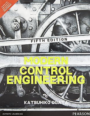 Modern Control Engineering By Katsuhiko Ogata - *FAST (Modern Control Technology)