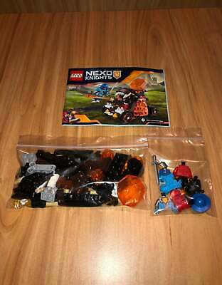 Lego Nexo Knights Chaos Catapult (70311) - 100% Complete with Instructions