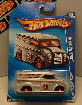 HOT WHEELS 2010 KMART ONLY DAIRY DELIVERY®  ~ MODIFIED RIDES™ '10 SERIES