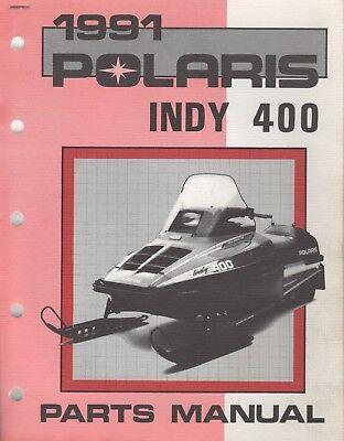 1989 polaris indy 650