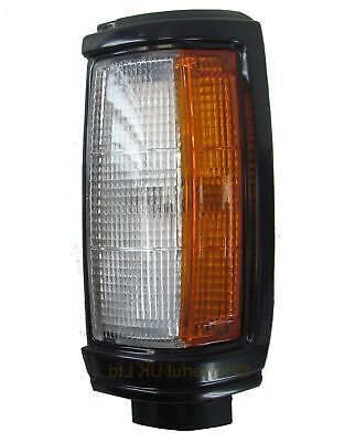 Front corner side indicator lamp Early Mitsubishi L200 K22 N/S pickup 1984-95 LH