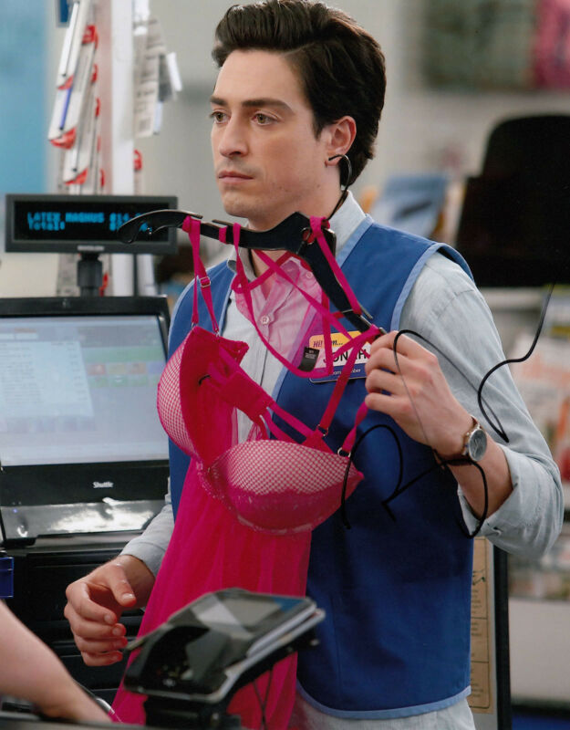 BEN FELDMAN AUTHENTIC SIGNATURE SIGNED SUPERSTORE 10X8 PHOTO AFTAL UACC [12611]