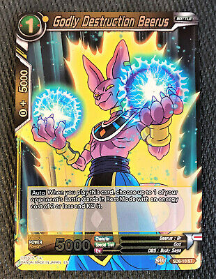 4x Hell Fighter 17 Evil Revived BT5-066 Common Dragon Ball Super TCG Near Mint