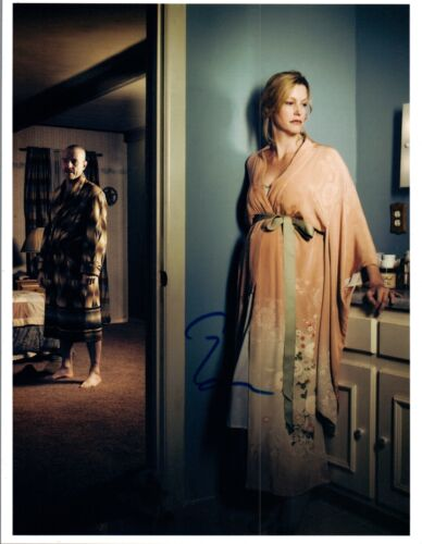 Anna Gunn Signed Autographed 8x10 Photo Breaking Bad COA VD