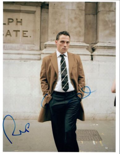 Rufus Sewell Signed Autographed 8x10 Photo Man in the High Castle COA VD