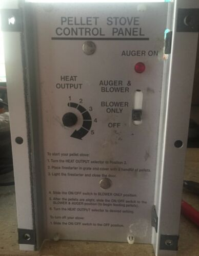Repair Only!! Whitfield Cascade Pellet Stove Circuit Control Board on