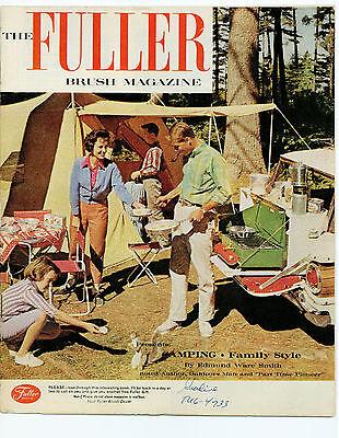 THE FULLER BRUSH MAGAZINE