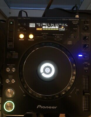 Pioneer CDJ-1000MK2 Digital CD Deck - Great Condition