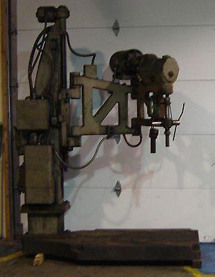 Sls1a8 Radial Arm Drill Hammond Cleveland 7554so