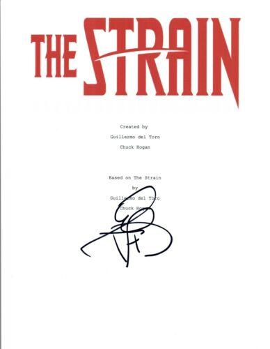 Kevin Durand Signed Autographed THE STRAIN Pilot Episode Script COA VD