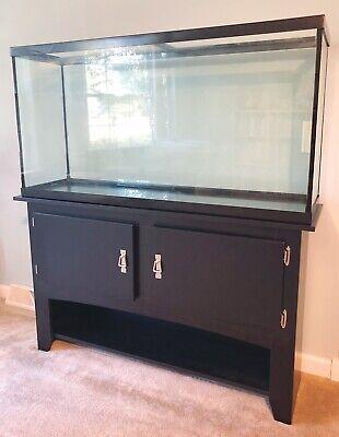 60-gallon Glass Aquarium with Stand