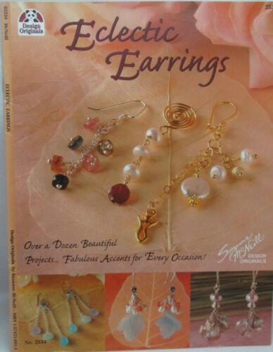 Design Originals Eclectic Earring Jewelry Patterns