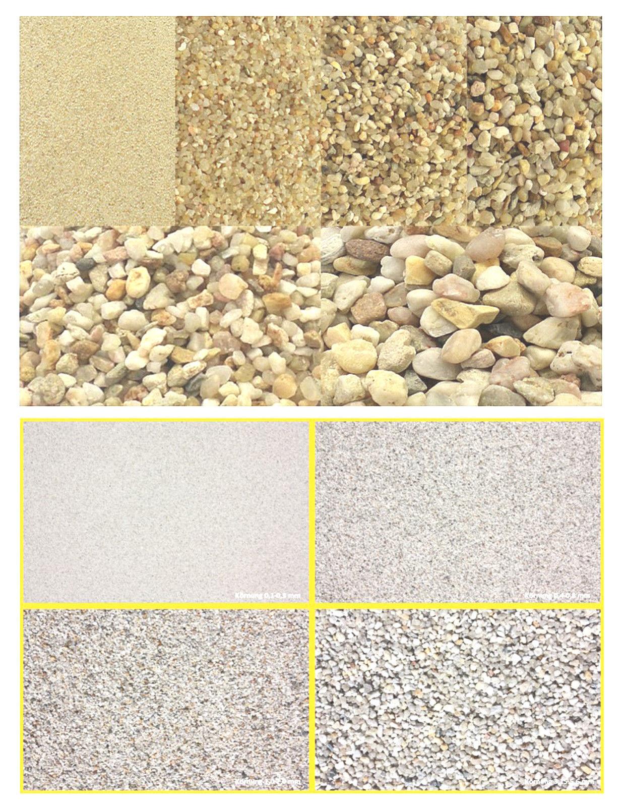 1 - 25 kg Aquariumsand Aquariumkies Aquariensand Aquarienkies Bodengrund Auswahl